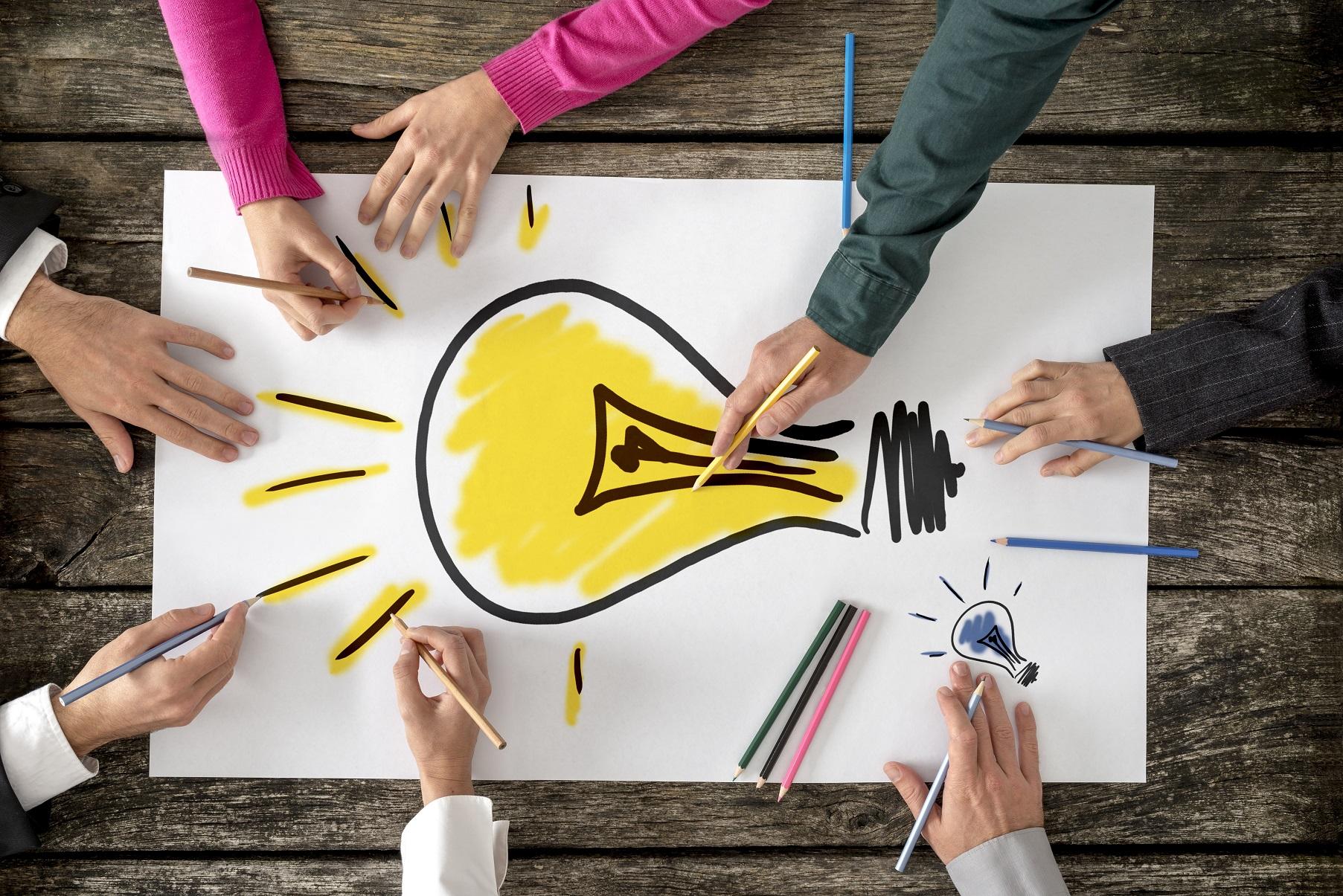 新たなイノベーションを起こす会社とは?